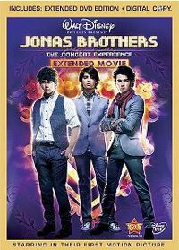 Cover Jonas Brothers - The Concert Experience [DVD]